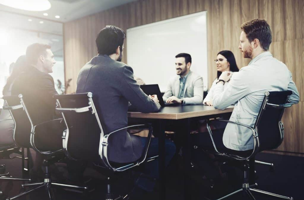 Make Meetings More Productive By Upgrading Your Conference Rooms